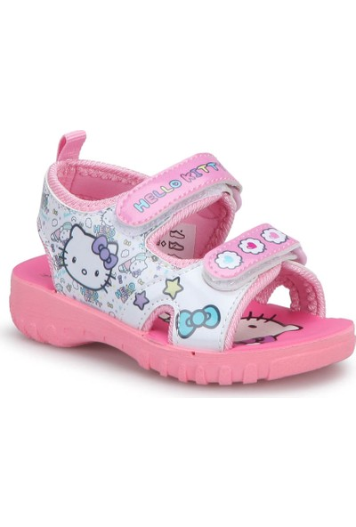 Hello Kitty 73018T Pembe Kız Çocuk Sandalet
