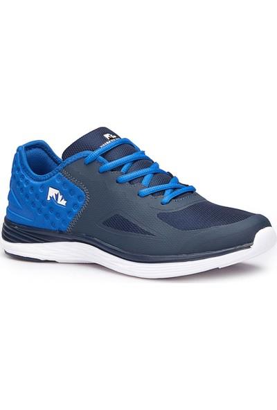 Lumberjack Space Lacivert Mavi Erkek Koşu Ayakkabısı