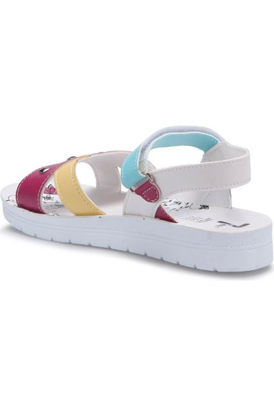 Seventeen Svs240 Fuşya Kız Çocuk Sandalet