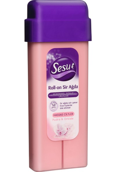 Sesu Roll-On Sir Ağda 100 Ml