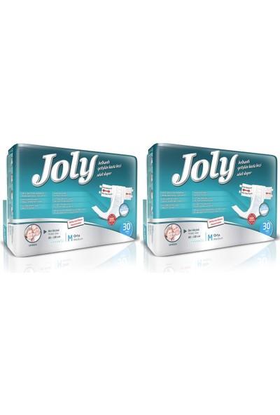 Joly Belbantlı Hasta Bezi 60 Adet Orta Medium Boy