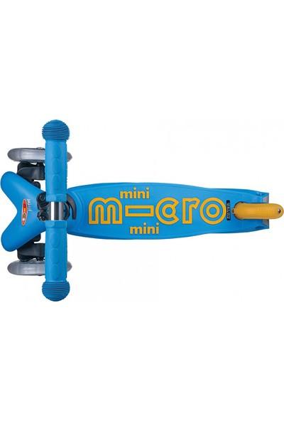 Micro Scooter Mini Deluxe Okyanus Mavisi MMD046