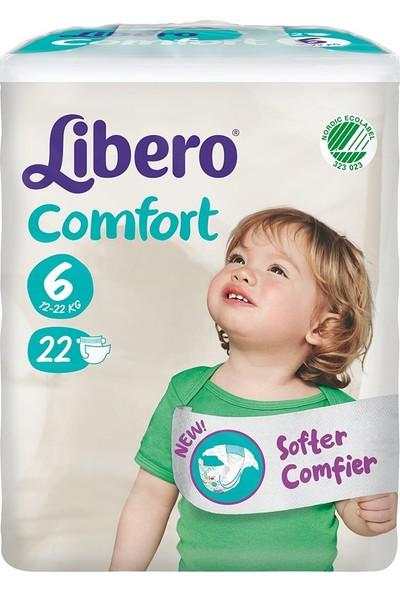 Tena Libero Comfort No.6 - 12-22 Kg