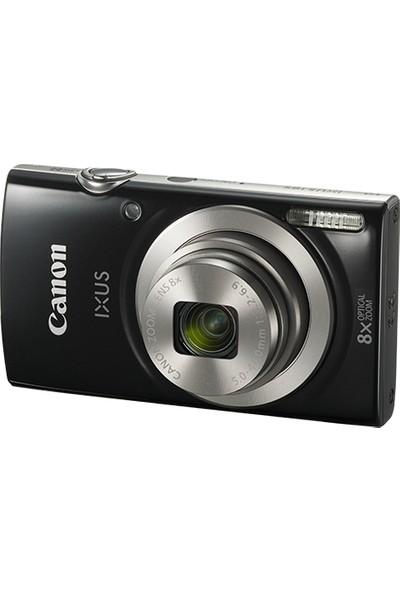 Canon Ixus 185 Bk Dijital Kompakt Fotoğraf Makinesi Siyah