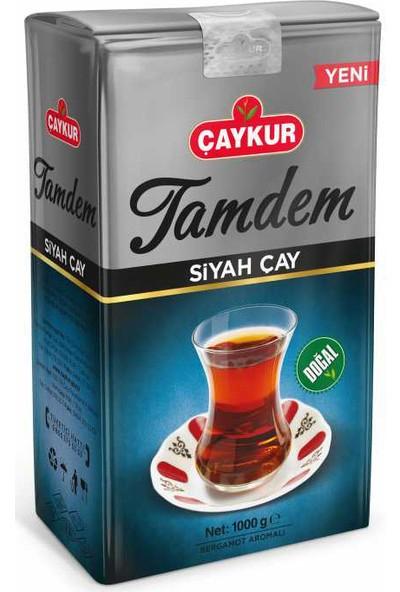 Çaykur Tamdem Bergamot Aromalı Çay 1000 Gr