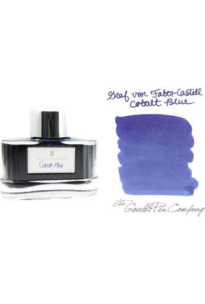 Graf Von Faber Castell Cobalt Blue Dolma Kalem Mürekkebi