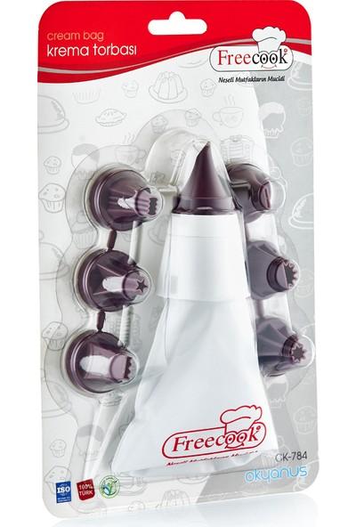 Freecook Krema Torbası Ck784
