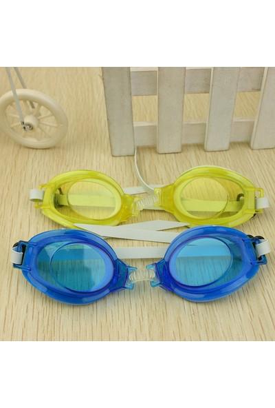 Pratik Kulak Tıkaçlı Deniz Gözlüğü (Çocuk boy)