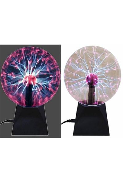 Pratik Sihirli Plazma Işık Küresi Gece Lambası