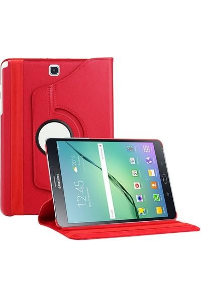 Serhan Sıfırbir Samsung Galaxy Tab A T280 360° Dönebilen Standlı Kapaklı Kılıf