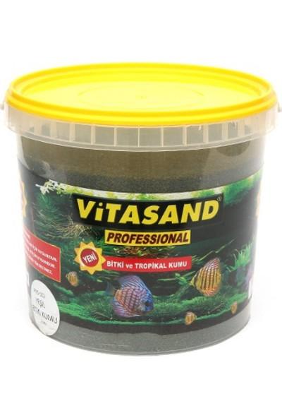 Vitasand Professional Akvaryum Bitki Kumu Yeşil 20 Kg