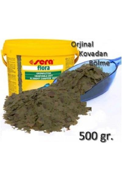 Sera Flora Balık Yemi Kovadan Bölme 500 Gr