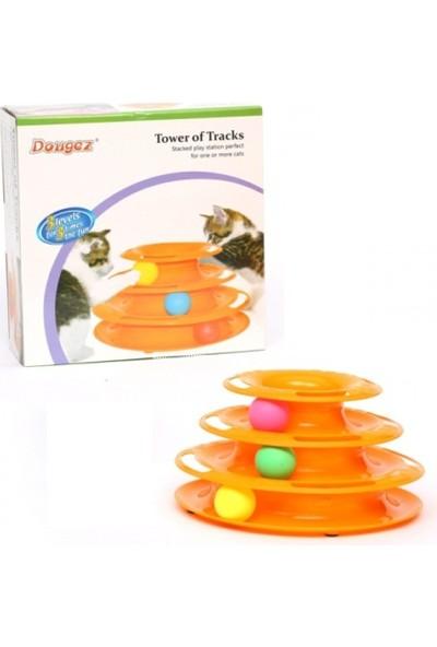 Toplu Kedi Oyun Kulesi