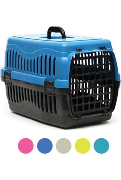 Pati Desenli Kedi Köpek Taşıma Kabı Küçük 45 Cm X 28 Cm X 30 Cm