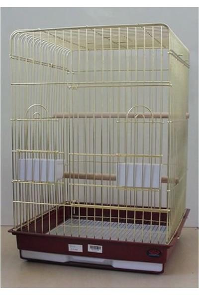 Dayang Papağan Kafesi 47X47X85 Cm