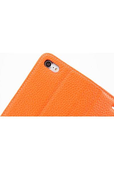 DC Apple iPhone 7 Luca Deri Mıknatıslı Kapaklı Kartlıklı Stand Kılıf
