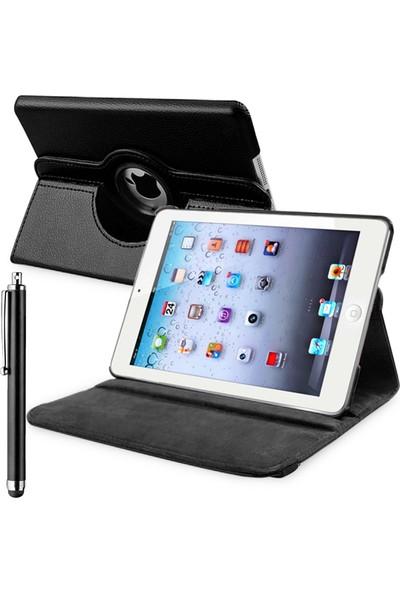 KılıfShop Apple iPad 9.7 2017 360° Standlı Kılıf + Kırılmaz Ekran Koruyucu