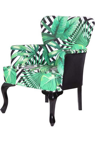 3A Mobilya New Green Berjer