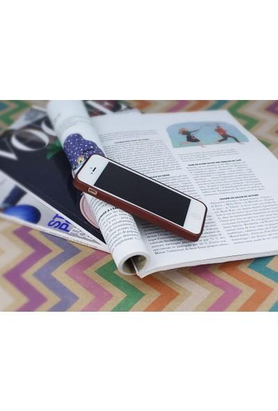 Eiroo iPhone SE / 5 / 5S Mat Silikon Kılıf