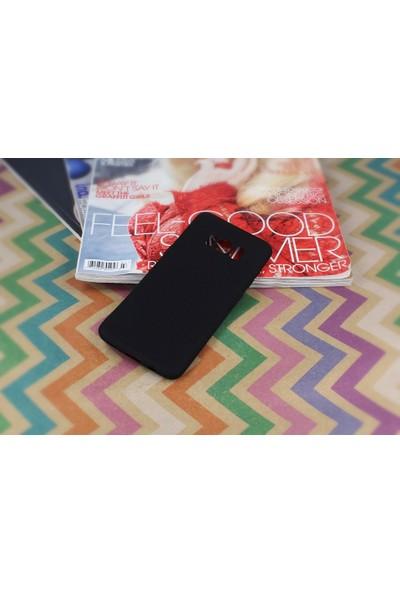 Eiroo Samsung Galaxy S8 Ultra İnce Mat Silikon Kılıf