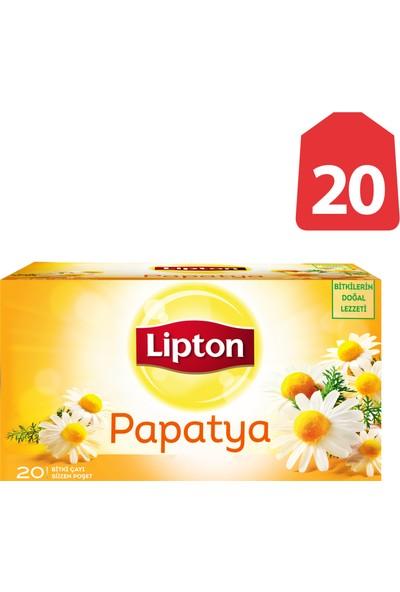 Lipton Bardak Poşet Bitki Çayı Papatya 20'Li