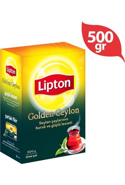 Lipton Dökme Çay Golden Ceylon 500 gr