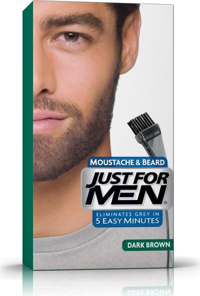 Just For Men Sakal Bıyık Boyası Koyu Kahve M-45