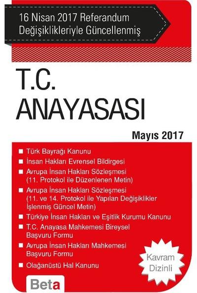 T.C. Anayasası (16 Nisan 2017 Referandum Değişiklikleriyle Güncellenmiş)- Celal Ülgen