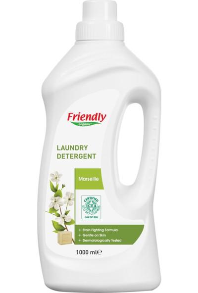 Friendly Organic Çamaşır Detarjanı - Marsilya - 1000 ml