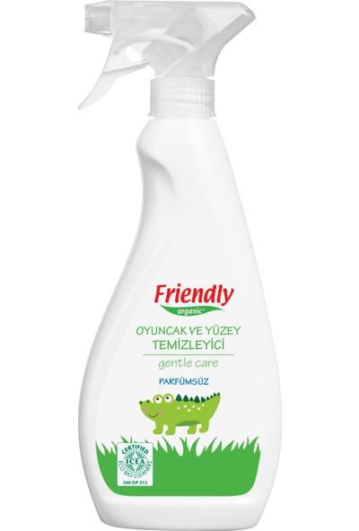 Friendly Organic Parfümsüz Oyuncak ve Yüzey Temizleyici - 500 ml