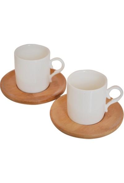 Bambum Sosa - 2 Kişilik Kahve Takımı