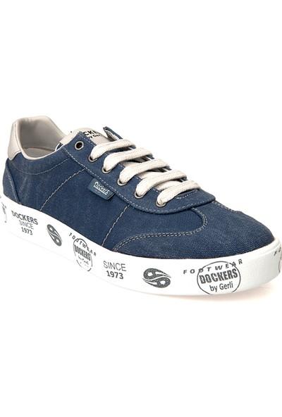 Dockers 222223 Mavi Erkek Ayakkabı