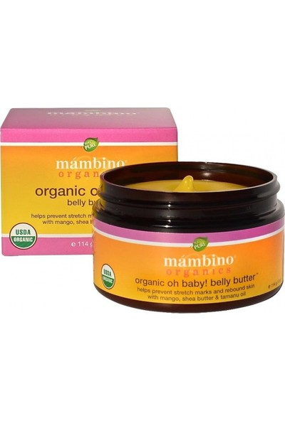 Oh Baby! Belly Butter