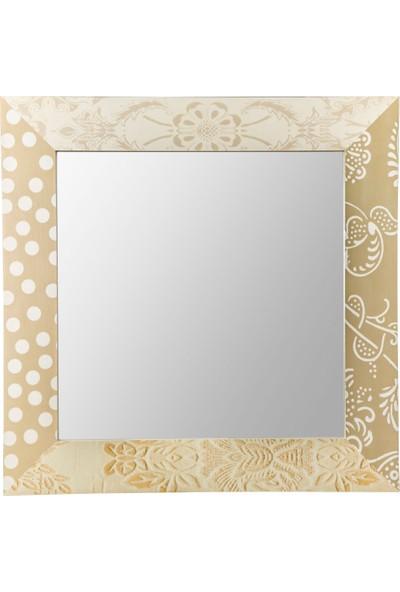 Vitale Dört Farklı Desenli Ayna