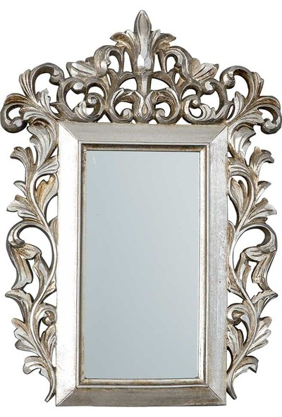 Vitale Fransız Stil Gri Ayna