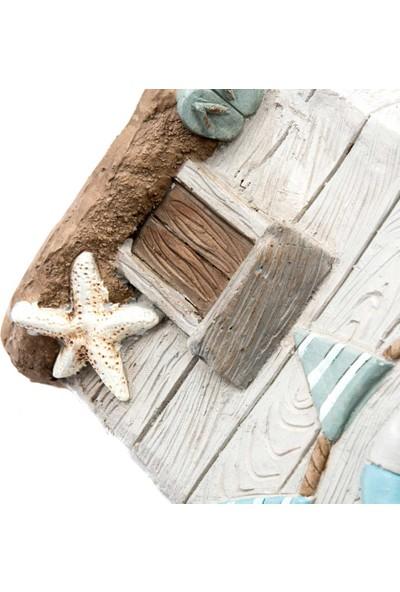 Vitale Danny Deniz Evi Dekoratif