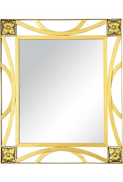 Vitale Sultaniye Ferforje Ayna Altın