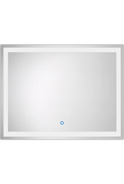 Vitale Led Ayna Gri