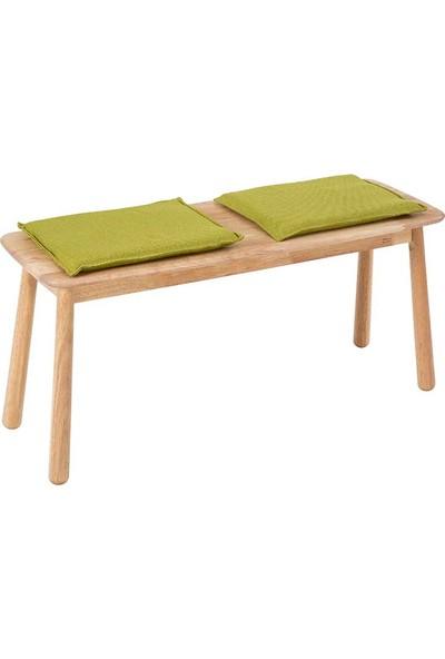 Vitale Seven Bench Yeşil