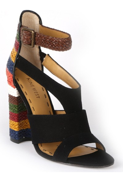Nine West Shaky Kadın Ayakkabı Siyah