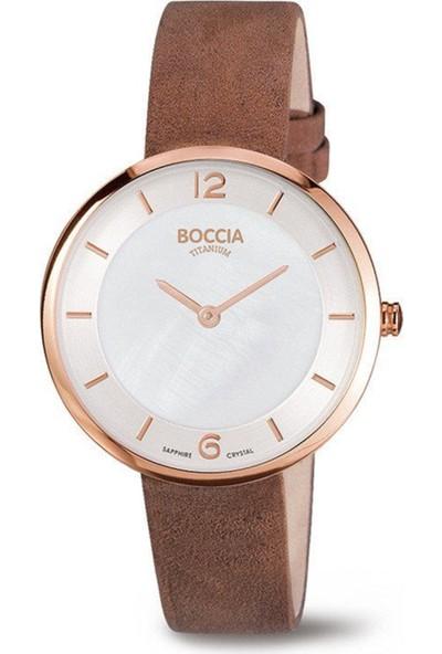 Boccia Titanium 3244-04 Kadın Kol Saati
