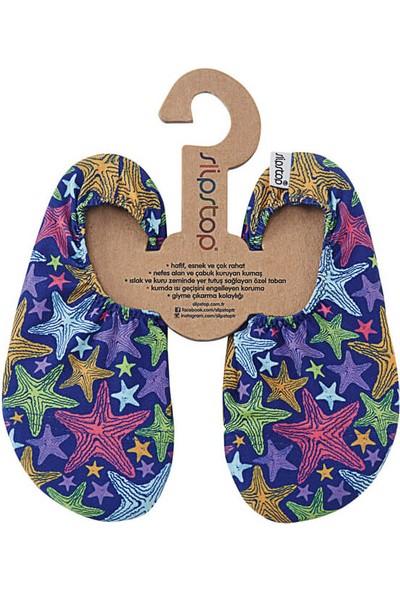 Slipstop Starfish Junior Çocuk Renkli Havuz Ayakkabısı SS17110184
