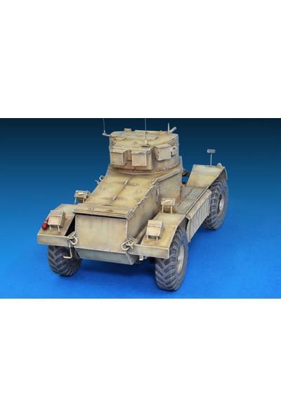 Miniart 1/35 Ölçek Plastik Maket, Aec Mk 1 Zırhlı Araç