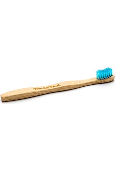 Humble Brush Kids Blue - Ultra Soft (Mavi)