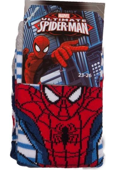 Disney Spiderman Çorap