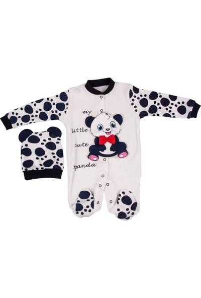 Necixs Laci Erkek Panda 2'li Tulum Set