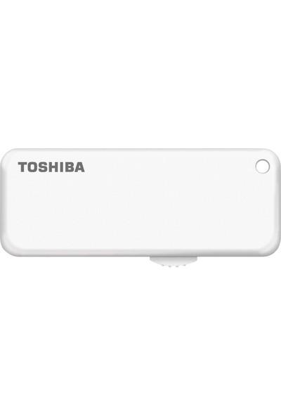 Toshiba Yamabiko 64GB USB 2.0 Usb Bellek Beyaz