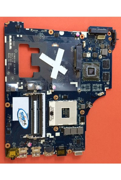 Lenovo G500 Anakart Intel Radeon Ekran Kartlı