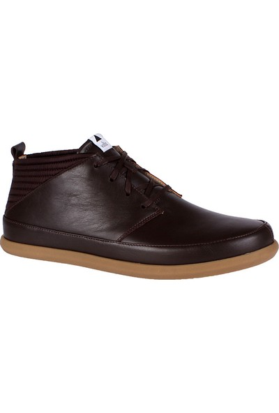 Volta Dark Brown 055İma001 Classic Mid Ayakkabı