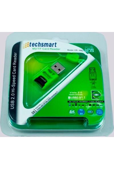 Techsmart Cr-M82 Usb Kart Okuyucu